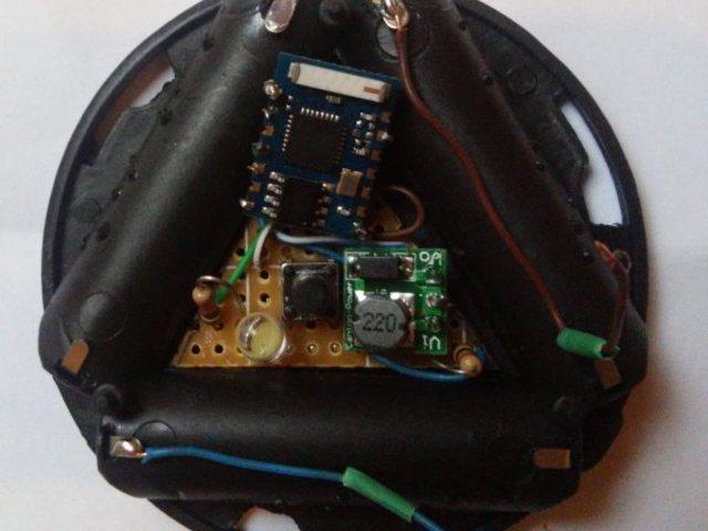 ESP8266 wifis nyomógomb (The Button)