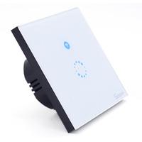 Wifi-s érintős villanykapcsoló (SonOff Touch)