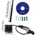Rejthető WiFi/LAN kamera (TOP-228WF)