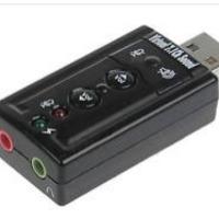 USB hangkártyák