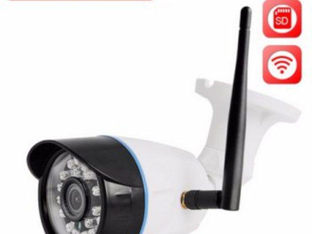 IP kamera LAN+WiFi (BoaVision 720p)