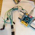 LAN hőmérő (STM32F103RCT6 alapon)