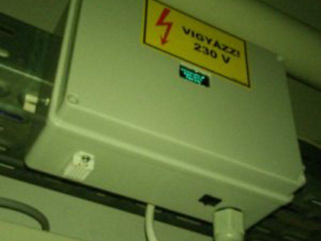 WiFi-s kombinált hőmérős relé EC03