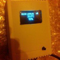 WiFi-s hőmérő EX05D9