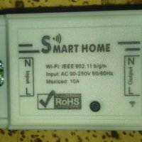 WiFi-s relé (Smart Home/Powstro Basic)