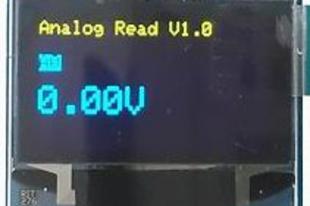 Mini OLED kijelző