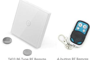 Hány rádiós (RF-es) távirányító kapcsolható a Sonoff okosotthon eszközökhöz?