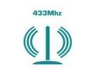 RF433Mhz-es vevő és WiFi Bridge (DIY)