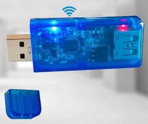 WiFi-s USB vezérlés (XY-WFUSB)