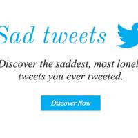 Fedezd fel legszomorúbb, legmagányosabb tweetjeid