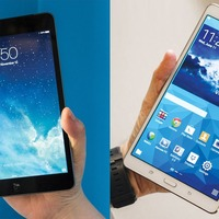 Tabletek harca: Samsung Galaxy Tab S vs. iPad