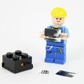 Működik a LEGO kockából készült apró fényképezőgép