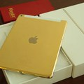 Így néz ki egy 24 karátos arannyal bevont iPad Air 2