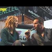 Harcsa Veronika és a mikrofon