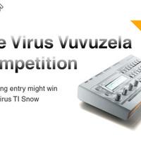 Vuvuzela verseny Virus TI Snow-ért