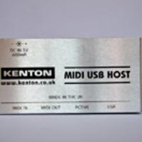 MIDI USB Host
