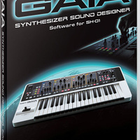Gaia Synthesizer Sound Designer