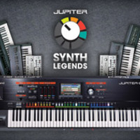 Jupiter Synth Legends