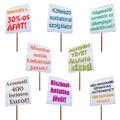 Transzparens ötletek kormánypárti demonstrációhoz