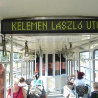A vak utasok napja az 56-os villamoson