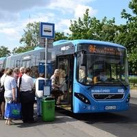 Szépek az új gyáli buszok, csak késnek