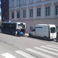 Sorra robbannak le a kohóérett midibuszok - fotók