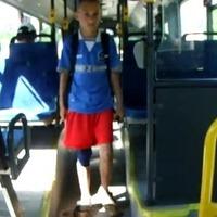Gyerekek rongálják a közlekedési eszközöket?
