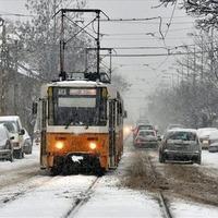 Budapest hó alatt - ingyenes a tömegközlekedés