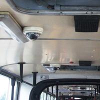 Kamerát tettek a buszba