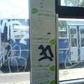 Már a buszon is kampányol az LMP