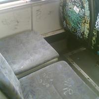 Elrettentő állapotok a 17-es buszon