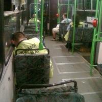Minden utasra jut egy biztonsági őr az éjszakai járatokon
