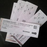 Nem észleli az új jegyeket a jegykezelő?