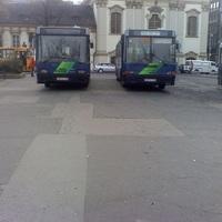 A buszokra nem vonatkozik a KRESZ?