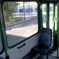 Ezért robbant be a BKV-busz ablaka