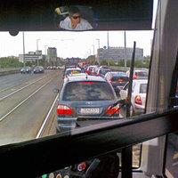 Tömegközlekedés autós szemmel