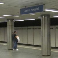 Amikor mindenki azon van, hogy elérd a metrót
