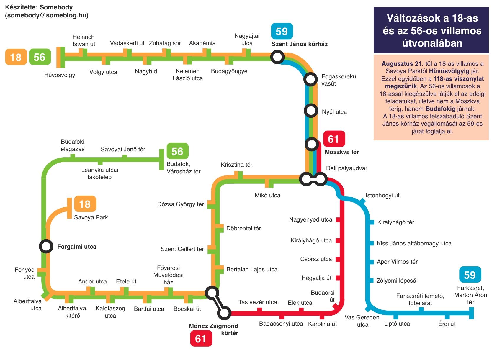 budapest 2 es villamos útvonala térkép Tájékoztató   BKV figyelő budapest 2 es villamos útvonala térkép