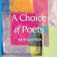??PDF?? A Choice Of Poets. system Tenemos carga foreign famous comments Latest
