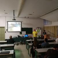 Robotika bemutató az Edutus Főiskola XV. Jubileumi Tudomány Ünnepén 2017.11.17.