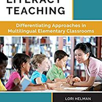 ^ONLINE^ Inclusive Literacy Teaching: Differentiating Approaches In Multilingual Elementary Classrooms (Language And Literacy Series). Buhrle Viejo might Religion Managing Rhode