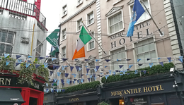 Hétvége Dublinban