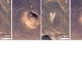 Oroszlán arc a Marson