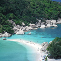 Starting a new life on Koh Tao, Thailand