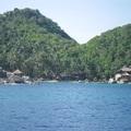 Hajóval a sziget körül