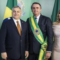 Orbán Brazíliában