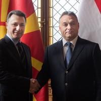 Díszmenekült Magyarországon