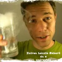 A 2009-es Goldenblog szórakozás kategória győztese, Öveges professzor utódja: Zsiros László Róbert