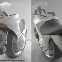Bombardier Embrio - motoros jármű a Segway után szabadon