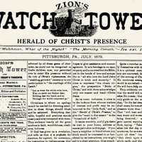 130 éves az Őrtorony, Jehova Tanúi hivatalos folyóirata